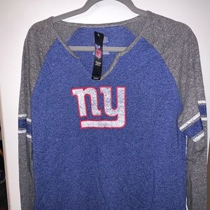 Women's NY Giant's Apparel